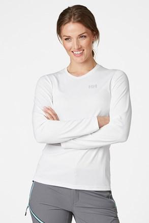 Ženska bijela funkcionalna majica Helly Hansen Lifa Active