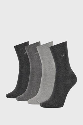 4 PACK ženskih čarapa Calvin Klein Lola I