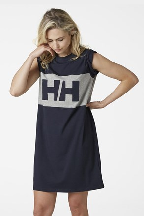 Ženska plava haljina Helly Hansen