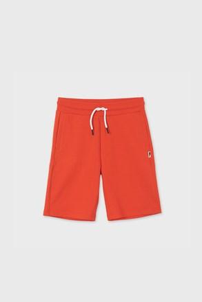 Kratke hlače za dječake Mayoral Hibicus crvene