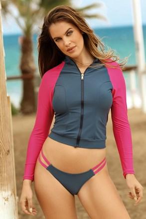 Ženski dvodijelni kupaći kostim Luna