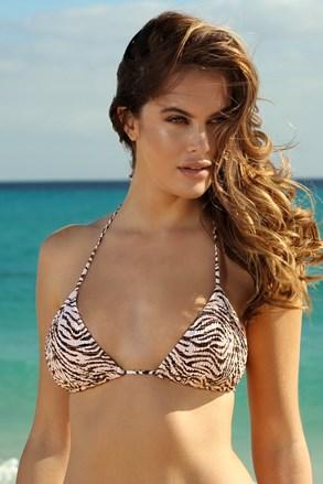 Gornji dio bikinija Zebra High Side