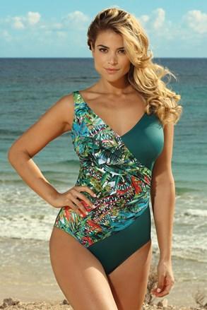 Ženski jednodijelni kupaći kostim Savannah Tropical