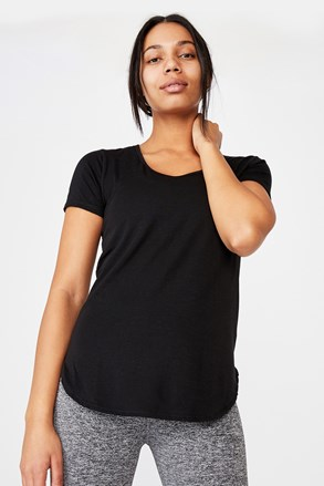 Sportska majica Gym crna