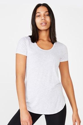 Sportska majica Gym siva