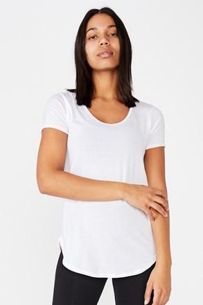 Sportska majica Gym bijela