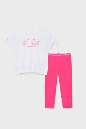 Sportski komplet za djevojčice Play