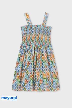 Haljina za djevojčice Mayoral Lemon