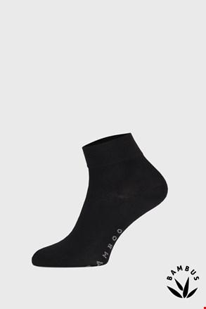 Crne bambusove čarape srednje visine
