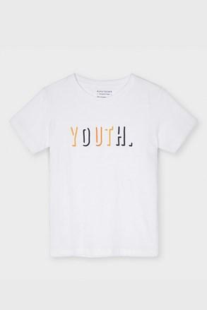 Majica za dječake Mayoral Youth bijela