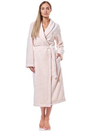 Ženski topli ogrtač Zara
