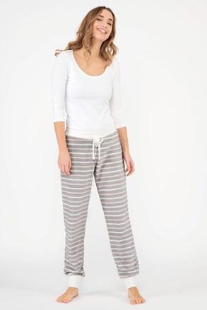 Ženske pidžama hlače Snow