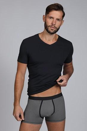 Muški SET majica i bokserice Dandy crni