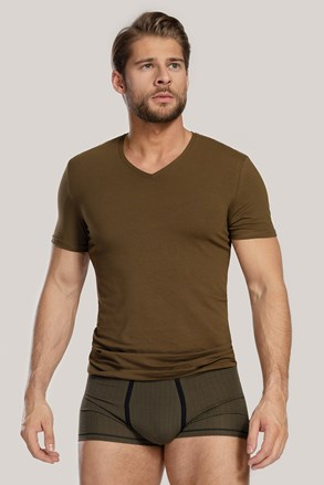 Muški SET majice i bokserica Dandy zelene