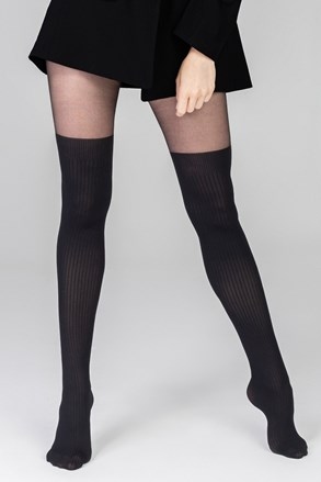 Ženske čarape s gaćicama Alexa 50 DEN