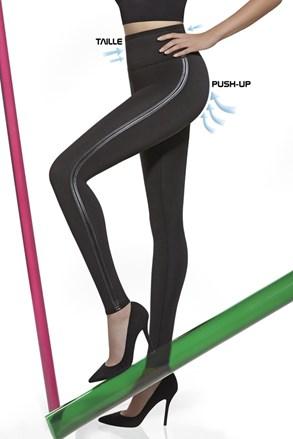 Mid-Stezne tajice Angelica s Push-Up efektom