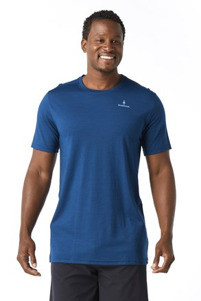 Muška majica SMARTWOOL Merino 150 plava