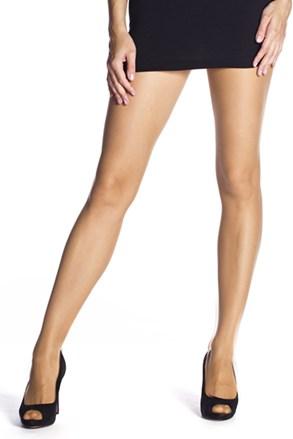 Stezne čarape s gaćicama Bellinda ABSOLUT RESIST 20 DEN amber