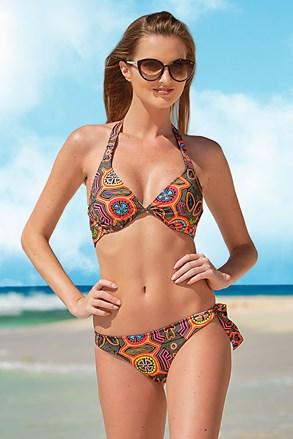 Ženski dvodijelni kupaći kostim Naranja dvostrani