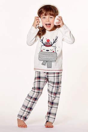 Pidžama za djevojčice Sapin