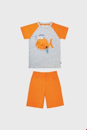 Pidžama za dječake Riba