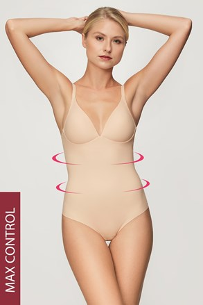 Bodi za oblikovanje bez žica Bodysuit
