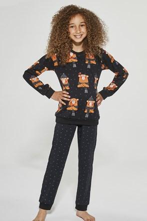 Pidžama za djevojčice Bears
