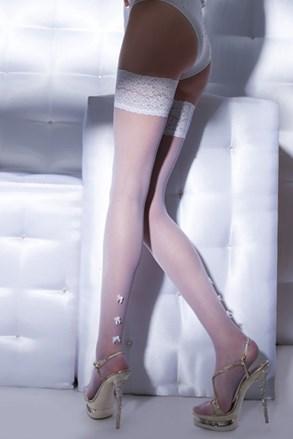 Samostojeće čarape BellaDonna 01 Wedding