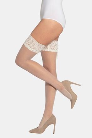 Samostojeće čarape BellaDonna 03 Wedding