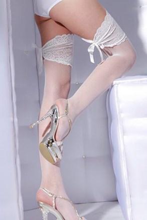 Samostojeće čarape Bellisima Wedding