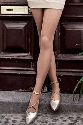 Čarape s gaćicama s uzorkom Brigitte 12