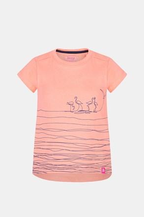 Majica za djevojčice LOAP Batya