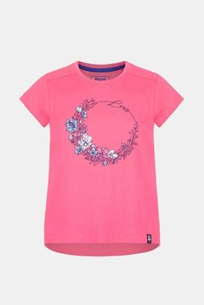 Majica za djevojčice LOAP Banee