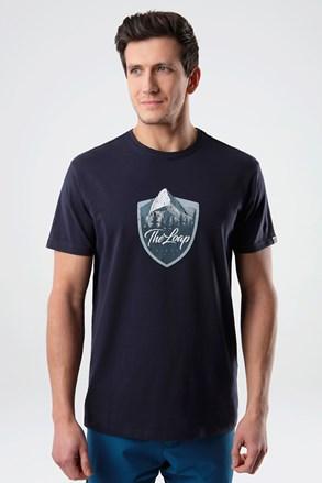 Plava majica LOAP Alesh