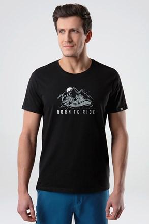 Crna majica LOAP Ballu