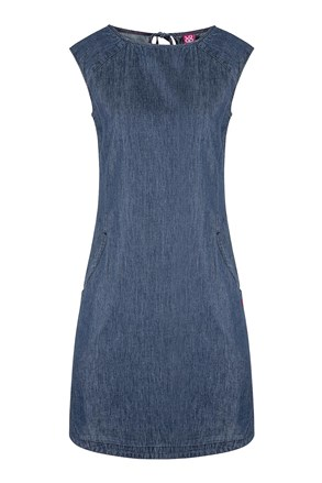 Ženska plava sportska haljina LOAP Nency