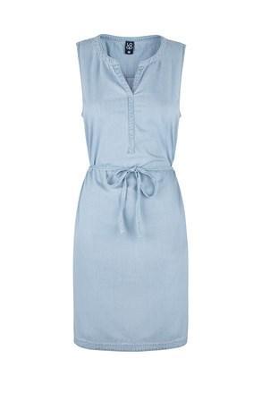 Ženska plava sportska haljina LOAP Nermin