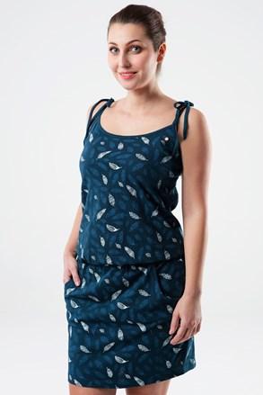 Ženska plava haljina LOAP Berenika