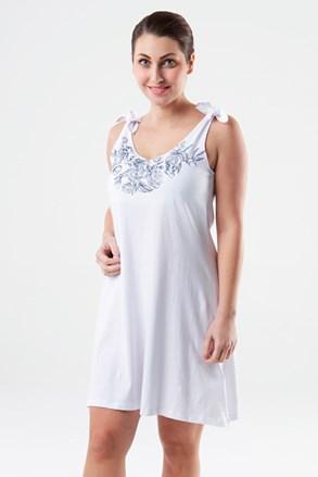 Ženska bijela haljina LOAP Berunka