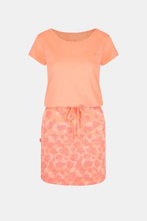 Ženska narančasta haljina LOAP Asmen