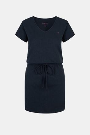 Ženska plava haljina LOAP Blanka