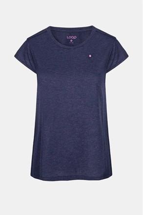 Plava ženska majica LOAP Bradla