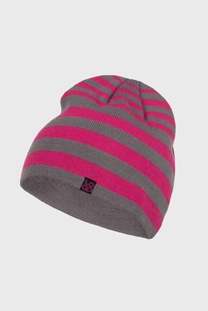 Zimska kapa LOAP Zolle ružičasta