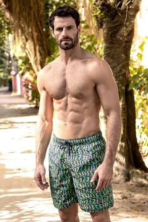 Muške kupaće kratke hlače SHORTS Co. Cavalo Marinho REG dvostrane