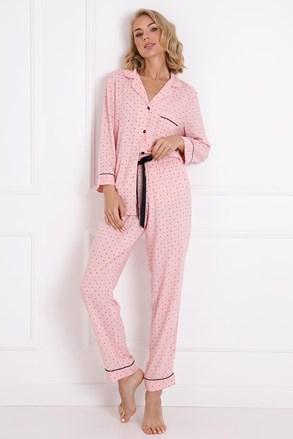 Ženska pidžama Charlotte duga