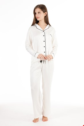 Luksuzna satenska pidžama Claudia