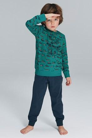 Pidžama za dječake Boat
