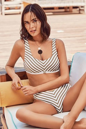 Ženski dvodijelni kupaći kostim Midas