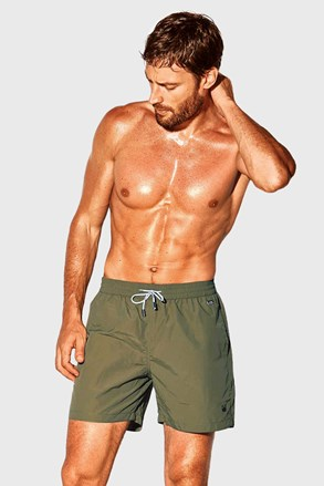 Kaki kupaće hlače David 52 Caicco