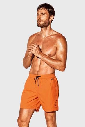 Narančaste kupaće hlače David 52 Caicco